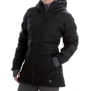 photo: Mountain Hardwear Women's Downhill Parka snowsport jacket