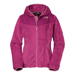 Image of The North Face Oso Fleece Jacket - Full Zip (For Little and Big Girls)