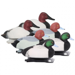 Image of Hardcore Pro Series Diver Decoys - 6-Pack