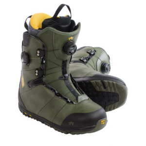 rome inferno boa(r) snowboard boots (for men)- Save 58% Off - CLOSEOUTS . Turn up the heat and ride aggressively in Rome Inferno BOAand#174; snowboard boots. A medium-to-powerful flex delivers a balance of freedom and response in a lightweight, form-fitting package. Available Colors: OLIVE. Sizes: 7.5, 8, 9, 9.5, 10, 10.5, 11, 11.5, 12.