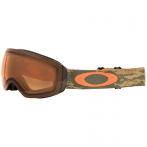 oakley flight deck xm ski goggles- Save 54% Off - CLOSEOUTS . Prepare for launch with Oakley Flight Deck XM ski goggles. Plutoniteand#174; lens offers crisp, clear optics, and the modern, rimless design offers unrivaled peripheral vision in a more compact fit. Available Colors: SHERIDAN COPPER OLIVE/PERSIMMON, SLASHER BLUE COPPER/PERSIMMON, FLIGHT SERIES HAVOC/DARK GREY.