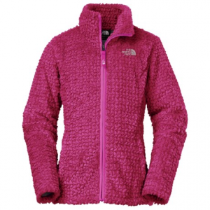Image of The North Face Laurel Fleece Jacket (For Little and Big Girls)