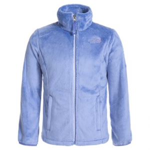 Image of The North Face Osolita Fleece Jacket (For Little and Big Girls)