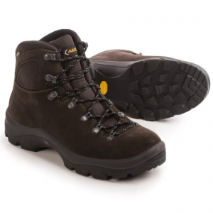 Image of AKU Tribute Suede Gore-Tex(R) Hiking Boots - Waterproof (For Men)