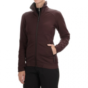 arc?teryx straibo fleece jacket (for women)- Save 44% Off - CLOSEOUTS . The Arcand#39;teryx Straibo jacket is as cozy as an insulating midlayer and chic enough for the apres scene after the final run. The cobblecomb face fabric has a light, comfy texture, and the soft fleece lining holds in warmth. With allover stretch, a versatile full-zip front and zip hand pockets, this jacket is an easy wintertime winner. Available Colors: COBALT, DAMSON, PATINA TEAL, THALO BLUE, BLACK. Sizes: XS, L, M, S, XL.