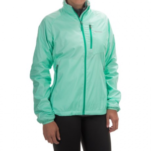 marmot stride jacket - wind resistant (for women)- Save 50% Off - CLOSEOUTS . Find your pace in Marmotand#39;s Stride jacket, made of lightweight, quick-drying and moisture-wicking ripstop fabric with a water-repelling DWR finish and outstanding wind resistance. Available Colors: ASTRAL BLUE, PLUM ROSE, BLUE DUSK, BLACK, CORAL SUNSET, ICE GREEN. Sizes: XS, S, M, L, XL.