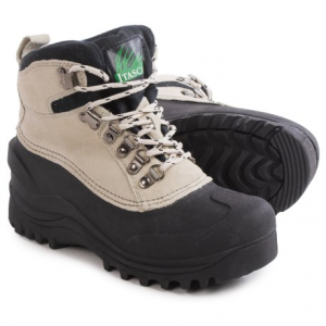 itasca ice breaker thinsulate(r) suede snow boots - waterproof, insulated (for women)- Save 40% Off - CLOSEOUTS . If slushy city streets have your feet feeling cold and soggy, itand#39;s time for the waterproof and insulated Itasca Ice Breaker snow boots! With waterproof construction, 200g Thinsulateand#174; insulation and thick collar cushioning for comfort, they are perfect for shoveling, snowman-building or trudging through an icy commute. Available Colors: BUFF. Sizes: 6, 7, 8, 9, 10, 11.