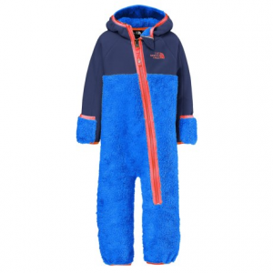 Image of The North Face Chimborazo Fleece Baby Bodysuit - Hooded (For Infants)