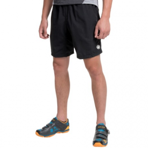 canari ridge trail baggy mountain bike shorts (for men)- Save 50% Off - CLOSEOUTS . A casual, comfortable trail short with a sewn-in liner. Canariand#39;s Ridge Trail baggy mountain bike shorts have a comfortably padded chamois and gripper leg hems. Available Colors: BLACK, KHAKI. Sizes: S, M, L, XL, 2XL.