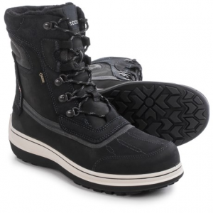 Image of ECCO Roxton Gore-Tex(R) Snow Boots - Waterproof, Wool Lined (For Men)