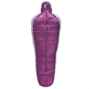sierra designs 20?f mobile mummy 3-season down sleeping bag - 800 fill power (for women)- Save 40% Off - CLOSEOUTS . How about a sleeping bag that moves with you as you find the perfect sleeping position? The Sierra Designs 20and#176;F Mobile Mummy 3-season down sleeping bag combines light weight with superior warmth and adjustability. Thanks to 800 fill power moisture-resistant DriDown insulation and a two-way center zip, youand#39;ll feel like youand#39;re sleeping in a big jacket! Available Colors: PURPLE/GRAY.
