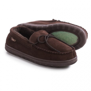 Image of Dije California Moccasins - Suede, Sheepskin Lined (For Men)