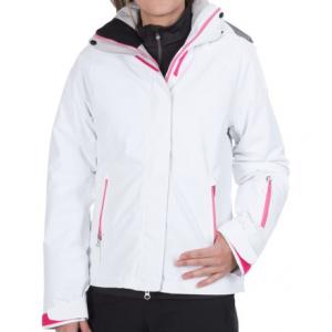 photo: Marker Optima Embossed Jacket synthetic insulated jacket