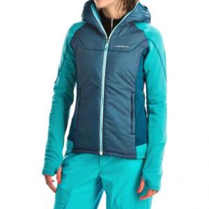 photo: La Sportiva Siren Hoody synthetic insulated jacket