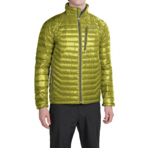 marmot quasar down jacket - 850 fill power (for men)- Save 44% Off - CLOSEOUTS . Leave the bulk behind and suit up for all sorts of cold-weather activities in the Marmot Quasar down jacket. On its own or as part of a layering system, it packs powerful warmth into an ultralight, durable and packable form that will keep you light on your feet. Available Colors: COBALT BLUE, VERMOUTH, CITRONELLE. Sizes: S, M, L, XL, 2XS, XS, 2XL.