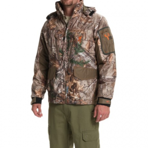 Image of Browning Hell?s Canyon 4-in-1 PrimaLoft(R) Parka - Waterproof, Insulated (For Big Men)