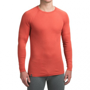 Image of Ibex Woolies 1 Base Layer Top - Crew Neck, Long Sleeve (For Men)