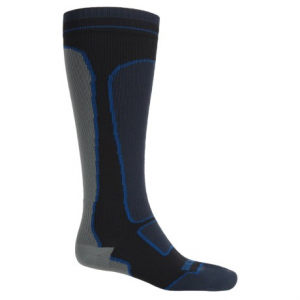 sealskinz heavyweight waterproof socks - over the calf (for men and women)- Save 48% Off - CLOSEOUTS . SealSkinzand#39; Heavyweight Waterproof socks add an additional layer of protection from wet, windy climates with a windproof and waterproof breathable membrane plus a smart blend of merino wool and synthetic fibers for comfort. Available Colors: BLACK. Sizes: S, M, L, XL.