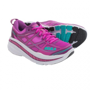hoka one one stinson 3 running shoes (for women)- Save 50% Off - CLOSEOUTS . Hoka One Oneand#39;s Stinson 3 road running shoes have been redesigned from the ground up for even better road cushioning. A more precise Late-Stage Meta-Rocker provides improved forefoot support and fine-tuned underfoot geometry delivers a smooth, plush ride. Available Colors: CORSICAN BLUE/LIME, DRESDEN BLUE/BLUE ATOLL, FUSHIA/PURPLE. Sizes: 5, 5.5, 6, 6.5, 7, 7.5, 8, 8.5, 9, 9.5, 10, 10.5, 11, 11.5.