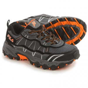 Image of Fila Tractile 2 Trail Shoes (For Little and Big Kids)