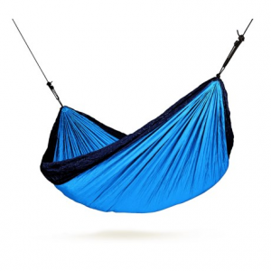 Image of Double Travel Hammock with Integrated Suspension