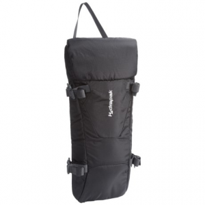 hydrapak hydrasleeve insulated hydration pack - 100 fl.oz.- Save 50% Off - CLOSEOUTS . Hydrapakand#39;s Hydrasleeve hydration pack offers a multitude of hydration options. Attach it to your pack, bag pannier, even tree branches! This durable, insulated hydration pack can be attached to your pack, bag, pannier and more, and safely houses an included Shape-Shift 3-liter reservoir. Available Colors: SEE PHOTO.