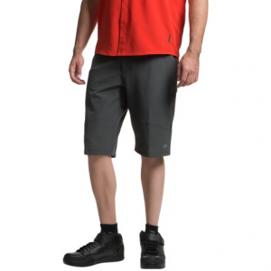 club ride crush cycling shorts (for men)- Save 58% Off - CLOSEOUTS . Spandex-averse but bicycling-friendly? Slip on the Club Ride Crush cycling shorts before your next ride. The Crush sports DurX fabric (a four-way stretch blend with a DWR finish that wicks moisture and dries quickly) and its zip pockets have mesh to keep air -- and you -- on the move. Available Colors: DARK SHADOW. Sizes: L, M, S, XL, XS.