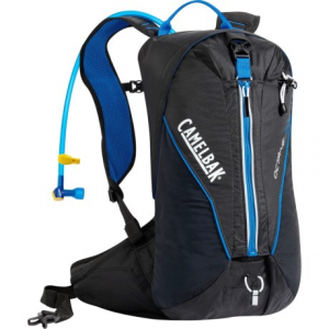 camelbak octane 18x 17l hydration pack - 100 fl.oz.- Save 41% Off - CLOSEOUTS . Made of durable, lightweight nylon, the CamelBak Octane 18X 17L hydration pack offers a durable, versatile option for a strenuous day in the outdoors. It holds 100 fluid ounces and has multiple pockets for extra layers, trekking poles and anything else you might need on your ride, run or hike. Available Colors: BLACK/SKYDIVER.
