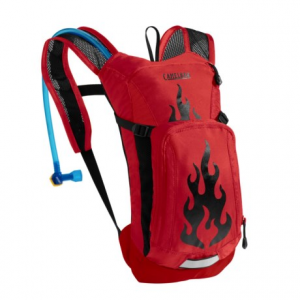 camelbak mini m.u.l.e. 1.5l hydration pack - 50 fl.oz. (for big kids)- Save 40% Off - CLOSEOUTS . Keep your young adventurer hydrated with the CamelBak Mini M.U.L.E. 1.5-liter hydration pack. Worthy of any outdoor pursuit, you can take a dayand#39;s worth of water and snacks in a low-profile space, leaving room for a camera, phone or an extra layer for optimal fun. Available Colors: PURPLE CACTUS FLOWER/SHEER LILAC, ELECTRIC BLUE/POSEIDON, BARBADOS CHERRY FLAMES.