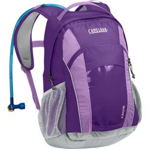 camelbak scout hydration pack - 1.5l reservoir (for kids)- Save 41% Off - CLOSEOUTS . An ultralight multi-sport, CamelBak's Scout hydration pack lets you put your foot on the accelerator, whether you're in the saddle or on foot. Durable nylon ripstop fabric, plentiful mesh and a 1.5-liter reservoir keep you dry and hydrated when you're pushing your limits Available Colors: MOROCCAN BLUE/TOTAL ECLIPSE, SUPERHERO, PANSY/AFRICAN VIOLET.