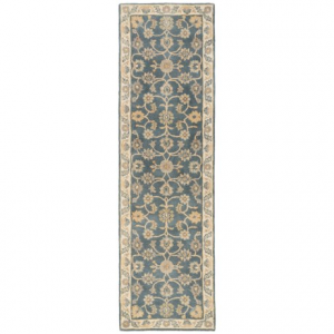 Image of Momeni Tudor Collection Wool Floor Runner Rug - 2?3?x8?