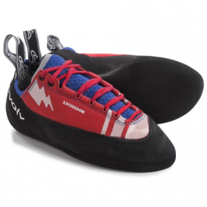 Image of Evolv Luchador Lace Climbing Shoes (For Men and Women)