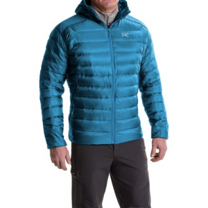 Image of Arc?teryx Cerium LT Down Hooded Jacket - 850 Fill Power (For Men)