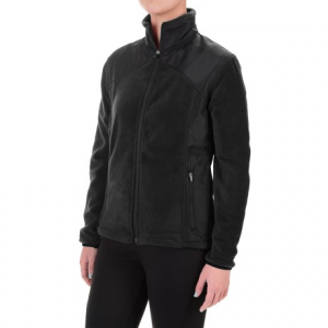 colorado clothing telluride fleece jacket (for women)- Save 66% Off - CLOSEOUTS . When youand#39;re not quite ready to pull out that heavy winter coat, slip on Colorado Clothingand#39;s Telluride fleece jacket for cozy warmth. Soft, stretchy polyester fleece is outfitted with nylon ripstop at the yoke and side panels for added durability, and the drawcord adjustable hem blocks the cold from sneaking in. Available Colors: ATOMIC, CHARCOAL, BLACK. Sizes: S, M, L, XL, 2XL.