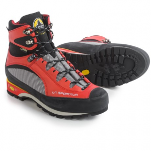 Image of La Sportiva Gore-Tex(R) Trango S Evo Mountaineering Boots - Waterproof, Idro-Perwanger(R) Leather (For Men)