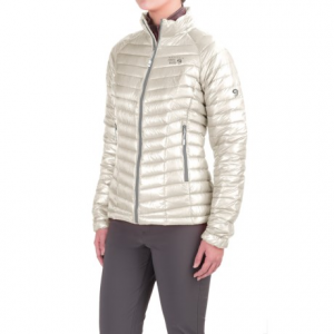 mountain hardwear ghost whisperer q.shield(r) down jacket - 800 fill power (for women)- Save 67% Off - CLOSEOUTS . Mountain Hardwearand#39;s Ghost Whisperer jacket is engineered from ultralight, ripstop nylon with insulating Q.Shieldand#174; down that seals in the heat even when wet. Packable and featuring a low profile thatand#39;s ideal for layering, the Ghost Whisperer is ready for anything your next backcountry adventure has in store. Available Colors: MAYAN GREEN, GRAPHITE/BRIGHT ROSE, BRIGHT ROSE, NAVEL ORANGE, ARISTOCRAT, DARK RASPBERRY/NAVEL ORANGE, DEEP BLUSH, ZINC/PHANTOM PURPLE, SEA ICE, PARADISE PINK, BRIGHT ISLAND BLUE, WHITE, MARIONBERRY. Sizes: XS, S, M, L, XL.