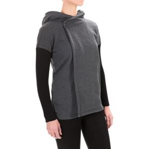 Image of 525 America Cardigan Hoodie Sweatshirt (For Women)