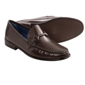 Image of Florsheim Sarasota Bit Loafers - Leather (For Men)