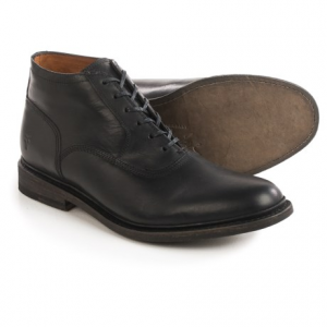 Image of Frye James Bal Leather Chukka Boots (For Men)