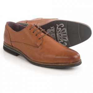 Image of Blackstone Am05 Oxford Shoes - Leather (For Men)
