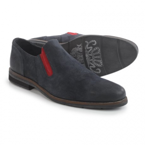Image of Blackstone Scm001 Leather Loafers (For Men)
