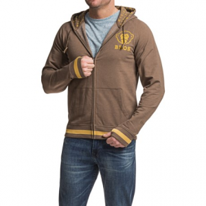 Image of Howler Brothers Peacemaker Hoodie - Full Zip (For Men)