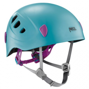 petzl picchu climbing helmet (for kids)- Save 41% Off - CLOSEOUTS . Petzland#39;s Picchu climbing helmet provides reliable protection on the rock and is certified for cycling use as well. The injection-molded ABS shell features side vents and removable, washable foam padding. Available Colors: BLUE, ORANGE. Sizes: ONE SIZE.
