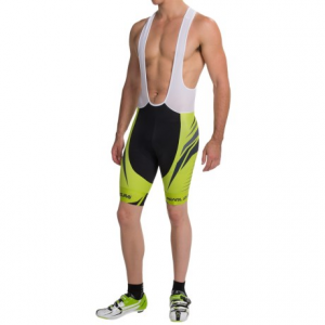 pearl izumi elite pursuit ltd cycling bib shorts (for men)- Save 46% Off - CLOSEOUTS . Pedal your way to the head of the pack in Pearl Izumiand#39;s ELITE Pursuit LTD cycling bib shorts -- constructed of moisture-wicking, breathable ELITE Transfer fabric, and featuring an ELITE Pursuit 1:1 Chamois with high-density cushioning and four-way stretch for optimal movement and comfort. Available Colors: DELTA WHITE, DELTA BLUE X 2, ELITE TM HABANERO, ELITE TM STEALTH, BEL AIR BLUE RUSH, TRUE RED RUSH, VAPORIZE BLACK, VAPORIZE WHITE. Sizes: L, M, S, XL, 2XL.