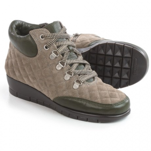 Image of Aerosoles First Plan Ankle Boots - Suede (For Women)