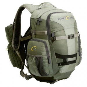 william joseph exodus ii fishing pack - 18l- Save 49% Off - CLOSEOUTS . Wander the desert or the woods seeking that trout stream in the promised land with William Josephand#39;s Exodus II fly fishing pack. It has the storage capacity of a backpack with the organizational convenience of a removable vest. Available Colors: BLUE, SAGE.