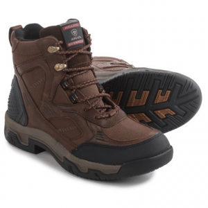 Image of Ariat Creston H2O Insulated Work Boots - Waterproof, 6? (For Men)