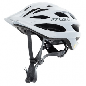 giro revel cycling helmet - mips (for men and women)- Save 46% Off - CLOSEOUTS . The versatile Giro Revel bike helmet delivers all-around protection and comfort for commuters, road cyclists and casual riders alike. A breezy 22 vents, fine-tuned AcuDial fit system, sliding MIPS layer and sturdy In-Mold shell construction work in harmony to keep your noggin safe and comfortable. Available Colors: MATTE BLACK/CHARCOAL, MATTE BLUE, MATTE WHITE/SILVER. Sizes: O/S.