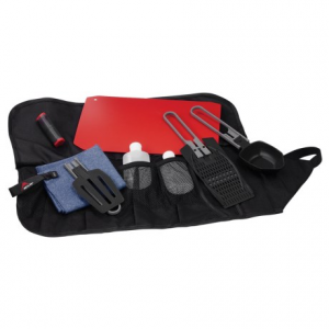 msr alpine kitchen set- Save 37% Off - CLOSEOUTS . The MSR Alpine Kitchen set contains a collection of multi-use culinary tools to help prepare delicious meals on the road and in the backcountry. Available Colors: SEE PHOTO.