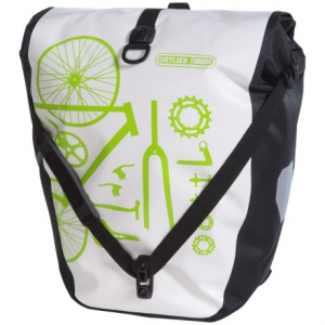 ortlieb back-roller classic cycling panniers - pair- Save 45% Off - CLOSEOUTS . Waterproof, strong and secure, Ortlieb Back-Roller Classic cycling panniers offer reliable storage and easy attachment with the QL2 mounting system. Available Colors: WAVE/WHITE/GREY, WAVE/OCEANBLUE/GREY, SPLASH/LIME/BLACK, SPLASH/AUBERGINE/PINK, SPALSH/BLUE/GREY, DOTS/YELLOW/ORANGE, DOTS/BLUE/GREY, DOTS/LIGHT BLUE/BLUE, GREY/BLACK, BLACK, WHITE/BLACK, LIME/BLACK, OCEAN BLUE/BLACK, ORANGE/BLACK.